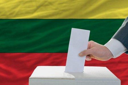Литвада жаңа президент сайланады