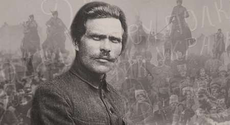 Нестор Махно – революцияның қаңғыбас өкілі