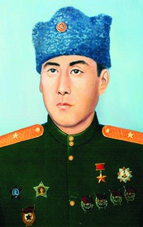 Қазақ пен өзбек халқының ортақ батыры